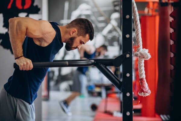 Examples of compound exercises - dips
