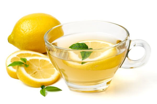 Weight Loss Tips Without Exercise - Drink Warm Water With Lemon