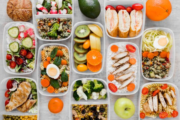 Weight Loss Tips Without Exercise - Eat Healthy Food