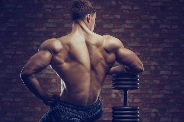 Best Compound Shoulder Exercises - big rounded shoulders
