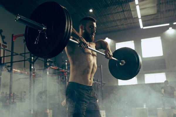 10 Best Compound Shoulder Exercises - Upward Rows