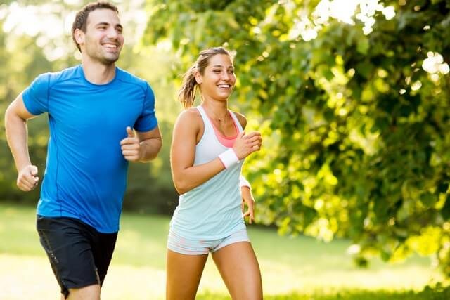 8 Simple tricks to Lose Belly Fat fast - Train aerobically regularly