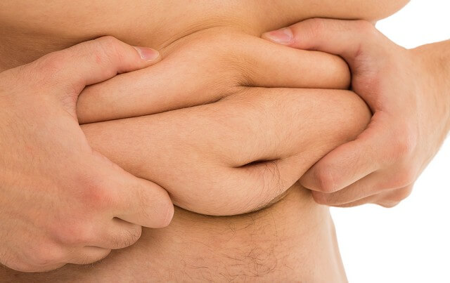 8 Simple tricks to Lose Belly Fat fast - why does fat accumulate in the belly?